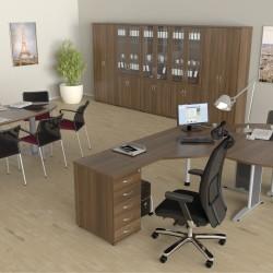 Kancelářský nábytek řady HOBIS nabízíme i v Olomouci, Přerově, Prostějově a Šumperku