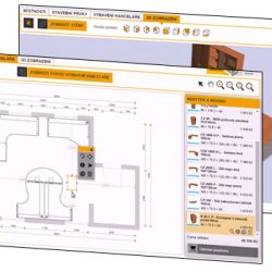 3D návrh kanceláře on-line a zdarma pomocí Návrháře kanceláří nebo u nás v Olomouci, Přerově, Prostějově a Šumperku.