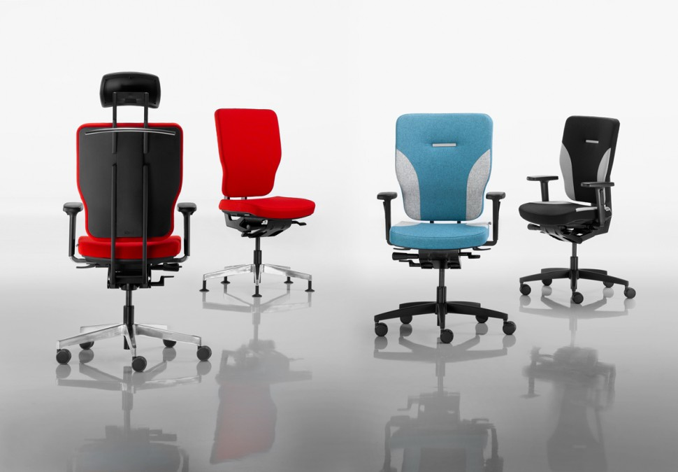 Kancelářské židle a křesla série RIM JET nabízíme i v Olomouci, Přerově, Prostějově a Šumperku