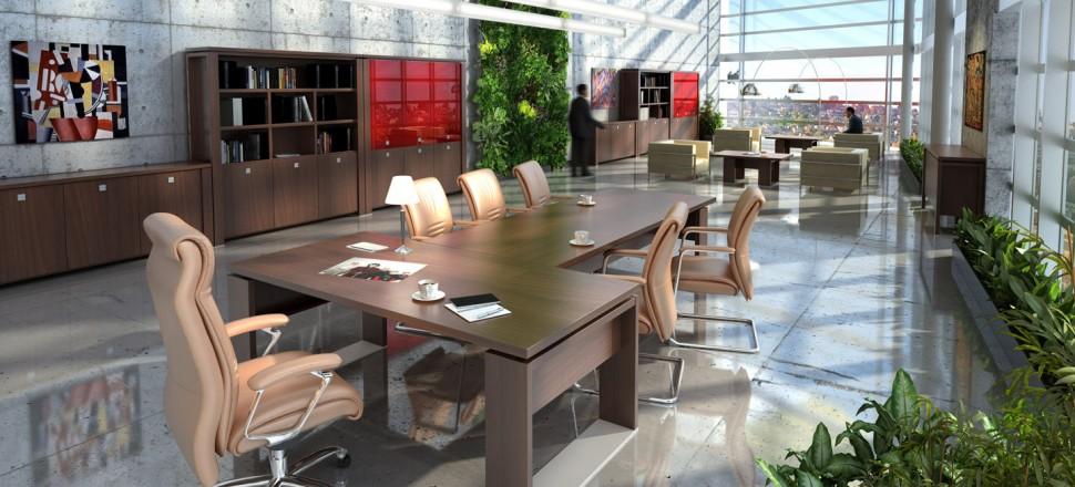 Kancelářský nábytek v Olomouci a Přerově