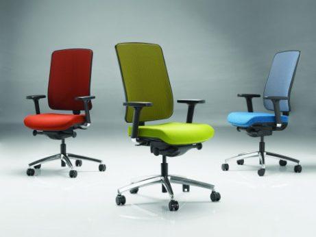 Kancelářské židle a křesla RIM a LD seating jsou nyní k dispozici i v Olomouci a Přerově.