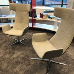Kancelářské židle a křesla série LD seating Melody nabízíme i v Olomouci, Přerově, Prostějově a Šumperku
