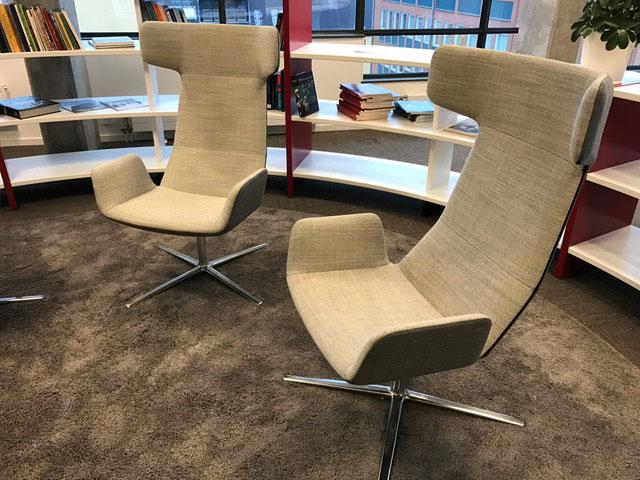 Kancelářské židle akřesla série LD seating Melody nabízíme iv Olomouci, Přerově, Prostějově aŠumperku