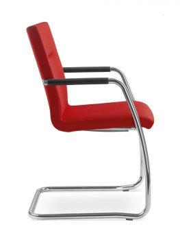 Kancelářské židle a křesla série LD seating Seance nabízíme i v Olomouci, Přerově, Prostějově a Šumperku