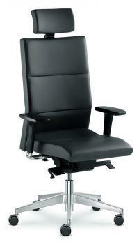 Kancelářské židle a křesla série LD seating Laser nabízíme i v Olomouci, Přerově, Prostějově a Šumperku