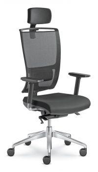 Kancelářské židle akřesla série LD seating Lyra Net nabízíme iv Olomouci, Přerově, Prostějově aŠumperku