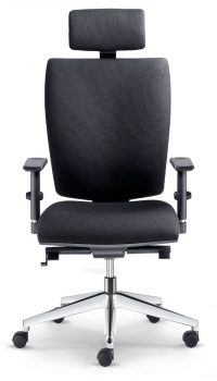 Kancelářské židle a křesla série LD seating Lyra nabízíme i v Olomouci, Přerově, Prostějově a Šumperku