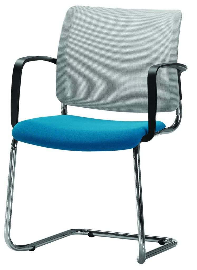 Konferenční židle a křesla série RIM nabízíme i v Olomouci, Přerově, Prostějově a Šumperku
