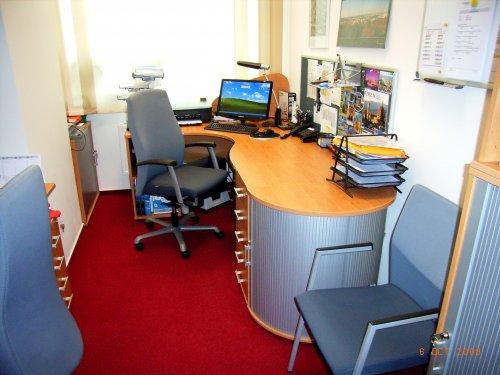 Česká židle - SINTAKA realizace kanceláře v Olomouci a Přerově