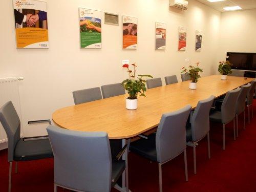 Česká židle Návrh kanceláře vOlomouci aPřerově