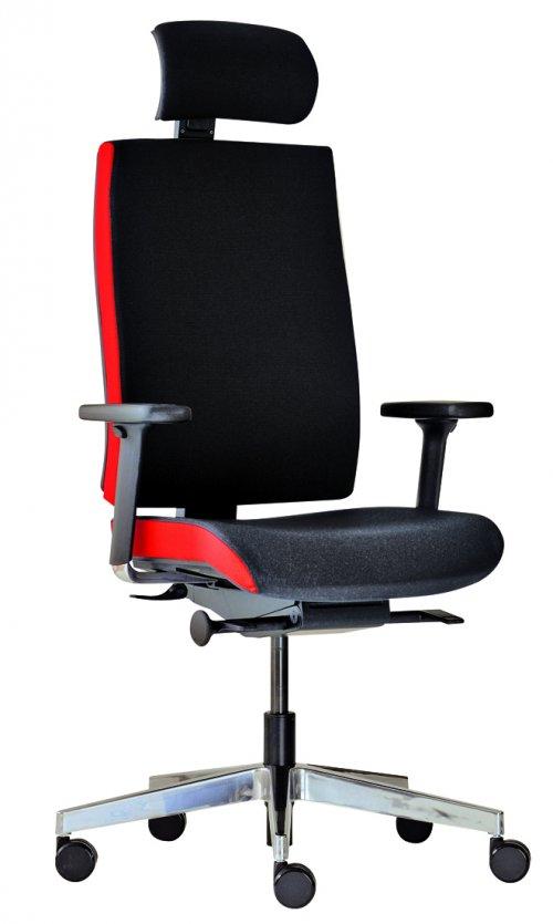 Kancelářské židle a křesla série RIM Flash nabízíme i v Olomouci, Přerově, Prostějově a Šumperku