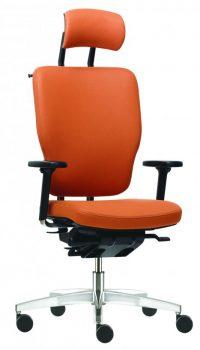 Kancelářské židle akřesla série RIM Jet nabízíme iv Olomouci, Přerově, Prostějově aŠumperku