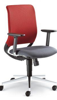 Kancelářské židle akřesla série LD seating Teo (Theo) nabízíme iv Olomouci, Přerově, Prostějově aŠumperku