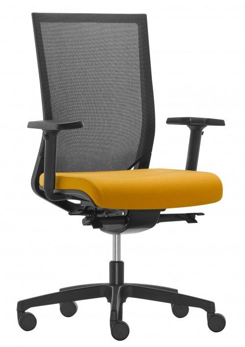 Kancelářské židle a křesla série RIM Easy nabízíme i v Olomouci, Přerově, Prostějově a Šumperku