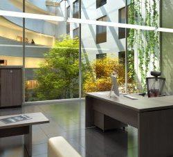 Kancelářský nábytek série EXNER ASSIST nabízíme i v Olomouci, Přerově, Prostějově a Šumperku