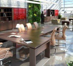 Kancelářský nábytek série EXNER EXPO+ nabízíme i v Olomouci, Přerově, Prostějově a Šumperku