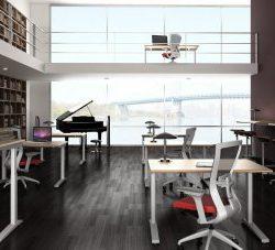 Kancelářský nábytek série EXNER EXVIZIT nabízíme i v Olomouci, Přerově, Prostějově a Šumperku