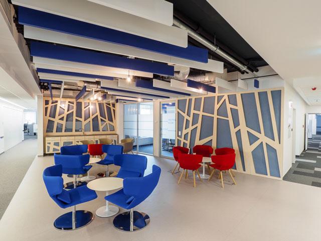 Kancelářské židle a křesla série LD seating Flexi Lounge nabízíme i v Olomouci, Přerově, Prostějově a Šumperku