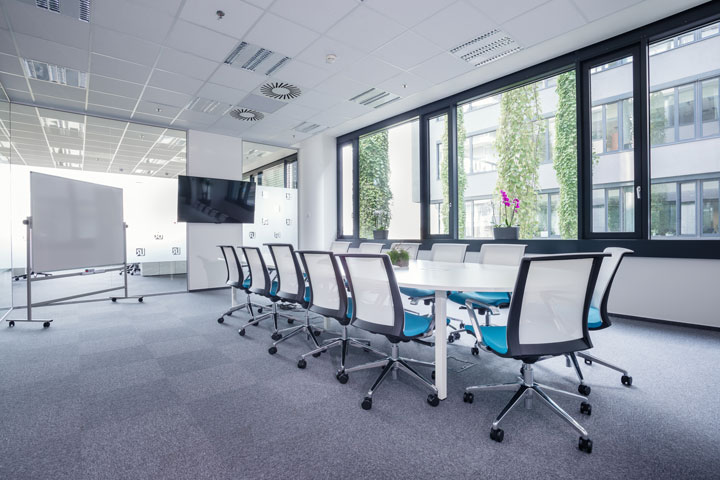 Kancelářské židle a křesla série LD seating Lyra Net nabízíme i v Olomouci, Přerově, Prostějově a Šumperku