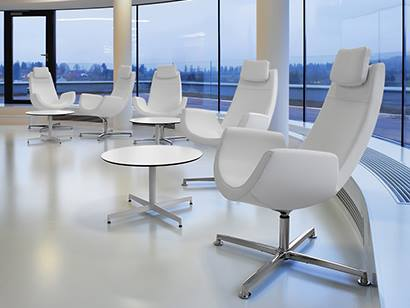 Kancelářské židle a křesla série LD seating Moon nabízíme i v Olomouci, Přerově, Prostějově a Šumperku
