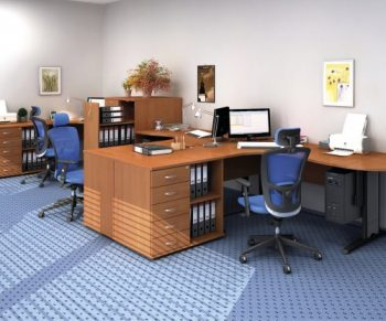 Kancelářský nábytek série HOBIS CROSS nabízíme i v Olomouci, Přerově, Prostějově a Šumperku