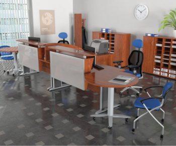 Kancelářský nábytek Hobis má i doplňky. Nabízíme je i v Olomouci, Přerově, Prostějově a Šumperku