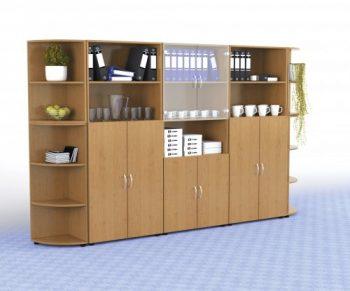 Kancelářský nábytek a skříně HOBIS DRIVE nabízíme i v Olomouci, Přerově, Prostějově a Šumperku