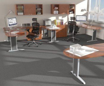 Kancelářský nábytek série HOBIS FLEX nabízíme i v Olomouci, Přerově, Prostějově a Šumperku