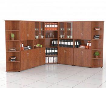 Kancelářský nábytek a skříně HOBIS STRONG nabízíme i v Olomouci, Přerově, Prostějově a Šumperku