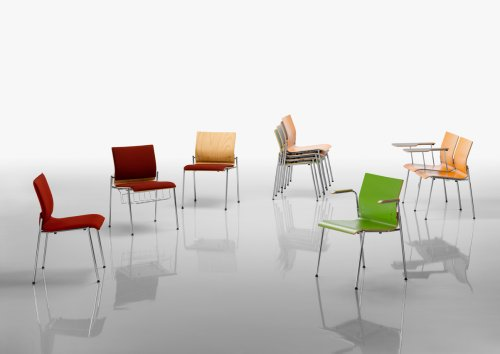 Kancelářské židle a křesla série RIM Letty nabízíme i v Olomouci, Přerově, Prostějově a Šumperku