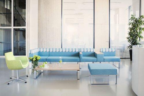 Kancelářské židle a křesla série RIM Modular nabízíme i v Olomouci, Přerově, Prostějově a Šumperku