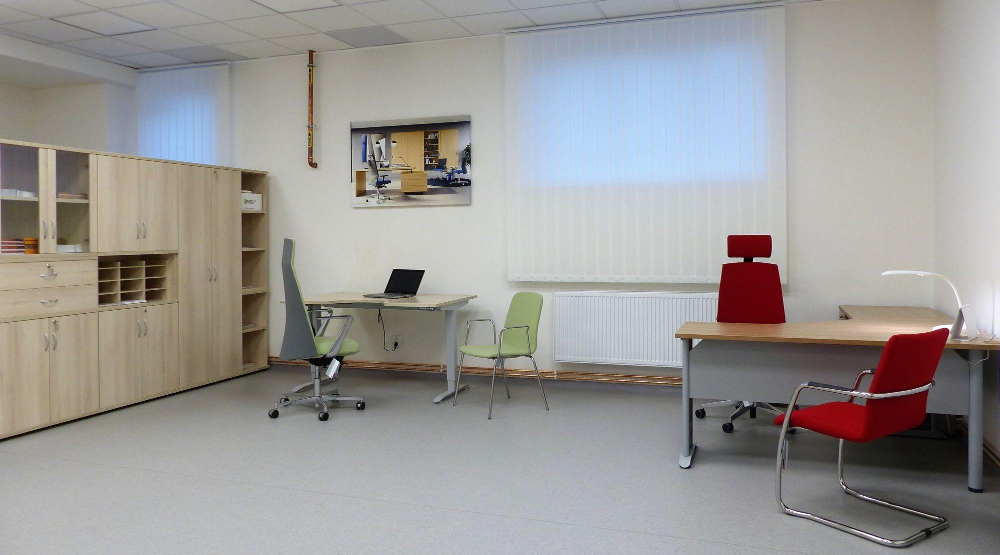 Kancelářský nábytek HOBIS